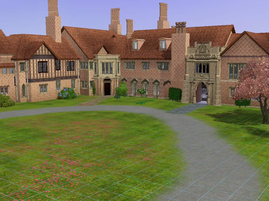 Meadowbrook Hall The Sims 3 Homeworld University